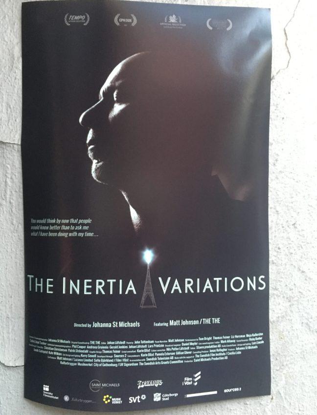 Inertia Variations Poster