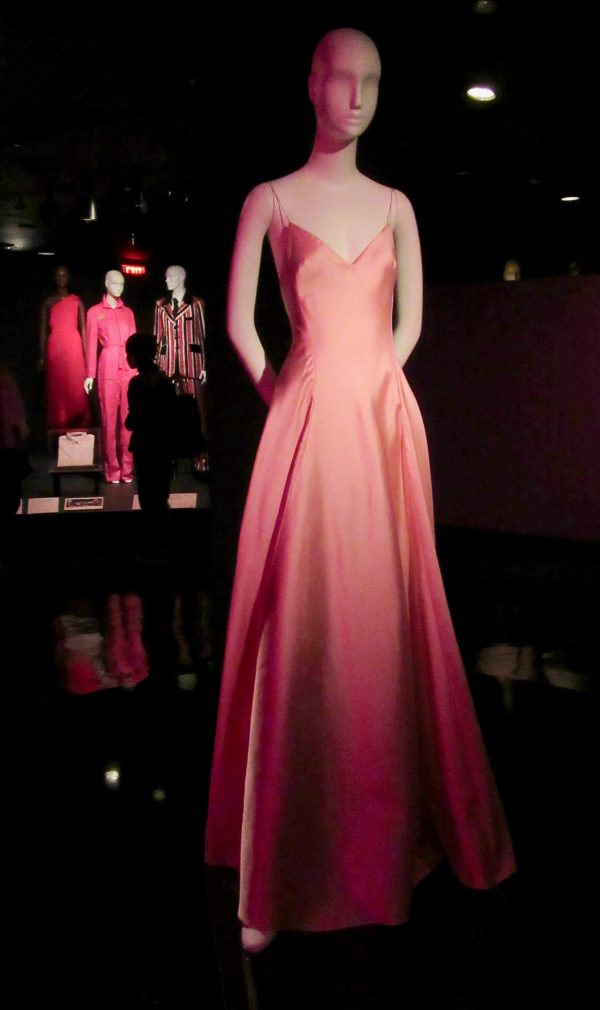 Ralph Lauren Evening Gown Front