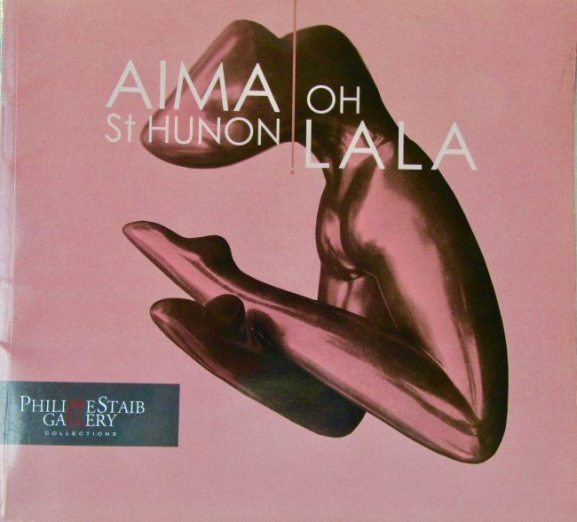 OH LA LA Book Cover