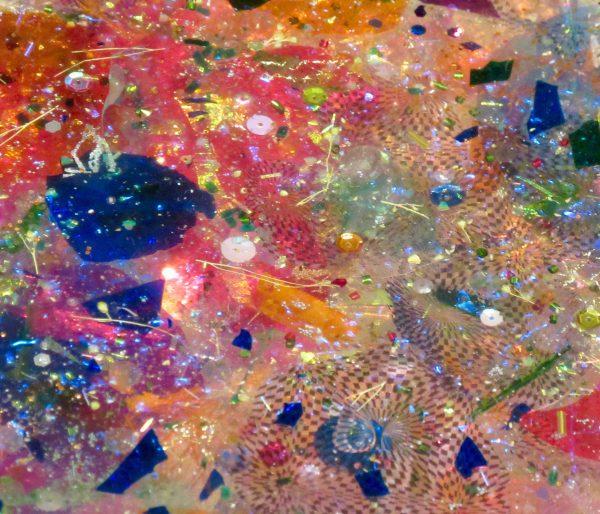 Petite Fleur Tables Detail