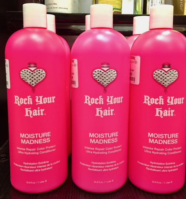 Rock Your Hair Moisture Madness
