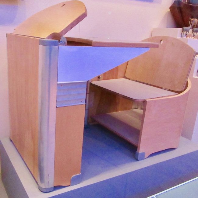 Workbox School Desk