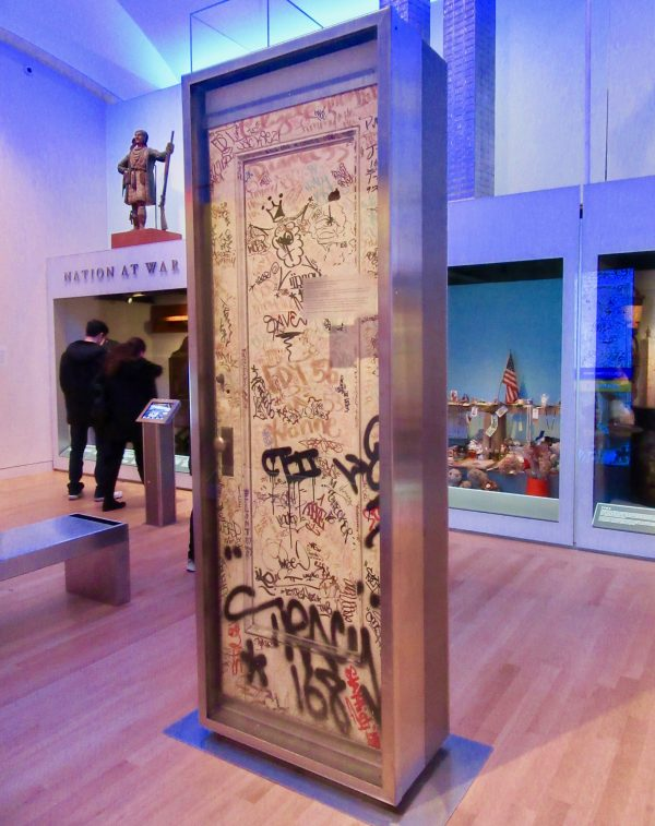 Stewart Studio Graffiti Door