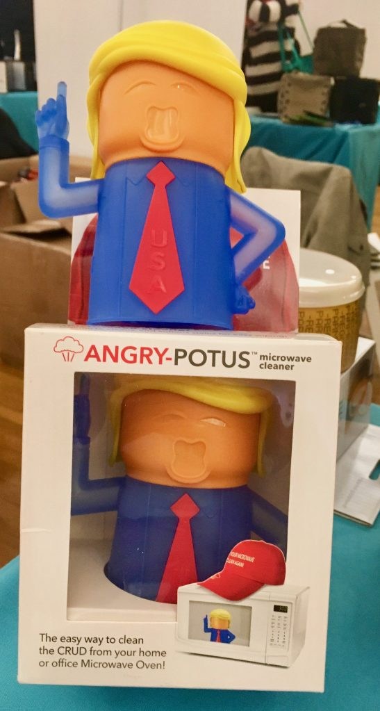 Angry POTUS and Packaging