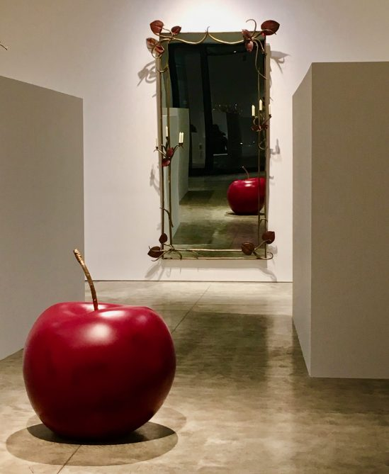 Claude LaLanne Apple Photo By Gail