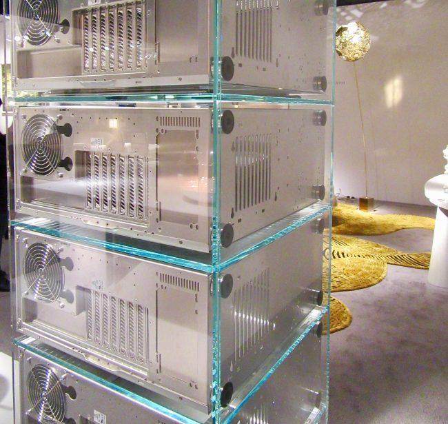 Filing Cabinet By Formafantasma Detail