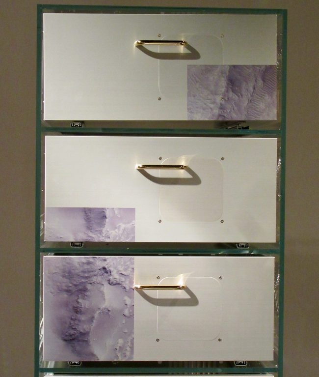 Filing Cabinet By Formafantasma Front Detail