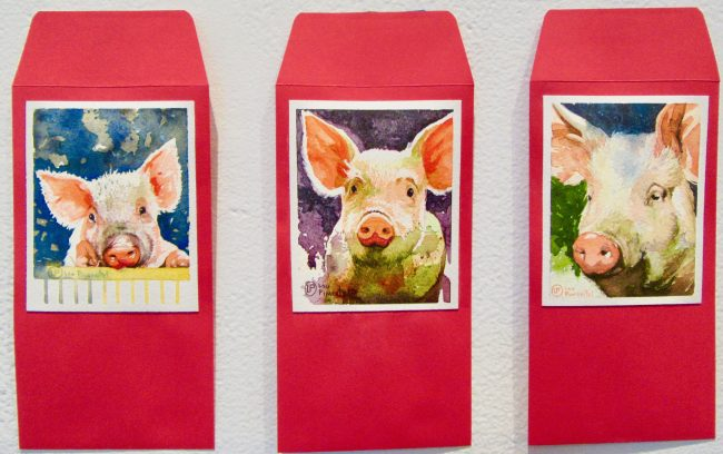 3 Pigs By Lou Pimentel