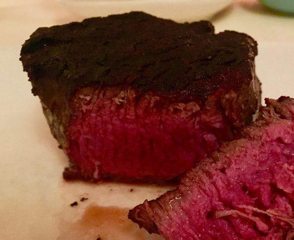Medium Rare Filet