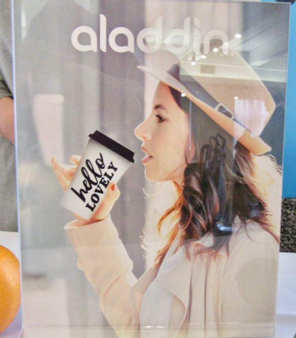 Aladdin Reusable Tumbler Ad 2