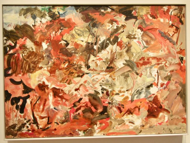 Untitled 2008 By Cecily Brown
