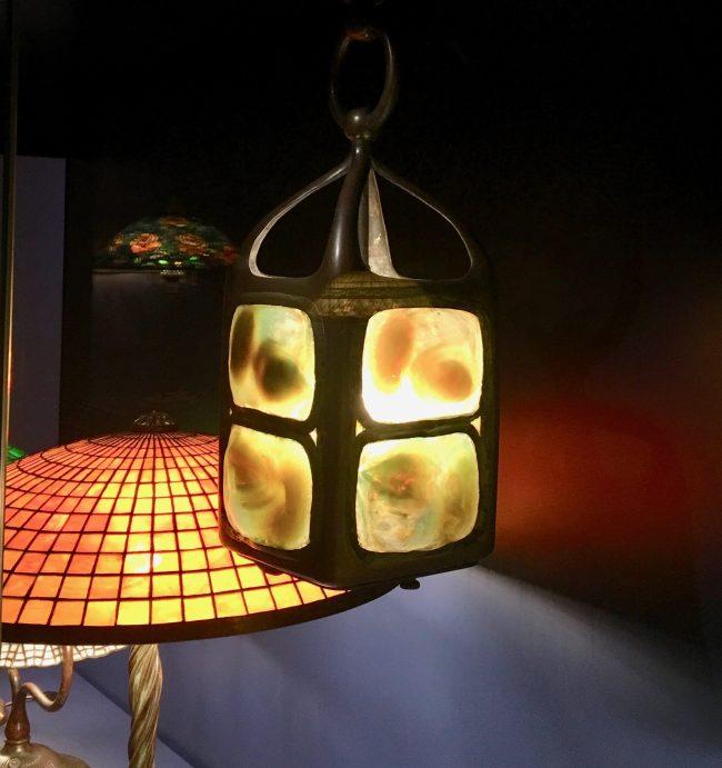 Tiffany Turtleback Lantern