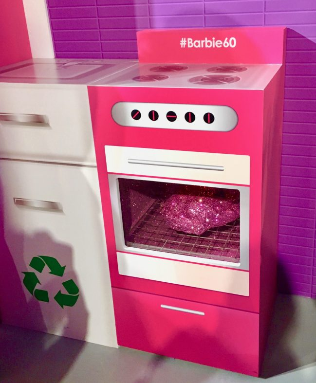 Barbie's Kitchen