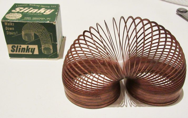 Slinky with Original Box