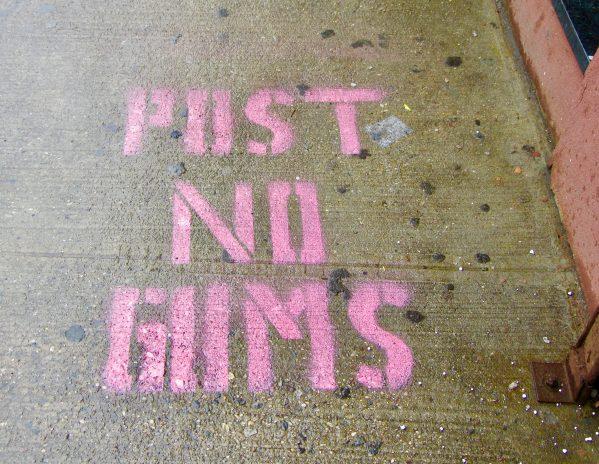 Post No Gums