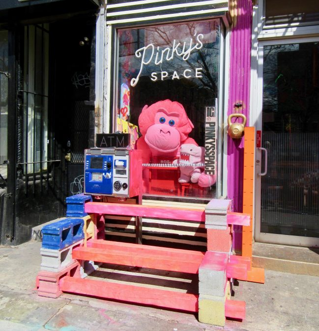 Pinky's Space