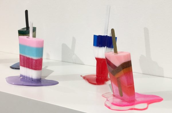 Assorted Popsicles By Betsy Enzenberger