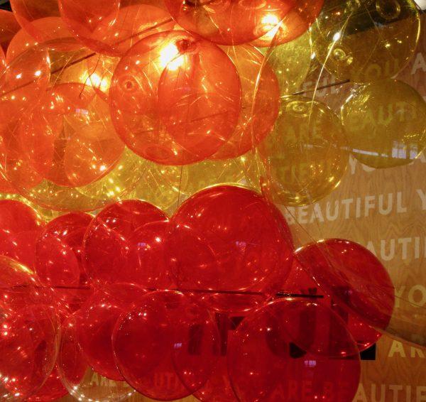 Balloons Detail 2