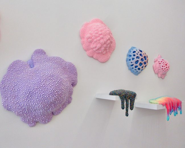 Dan Lam Delicious Monster Installation View