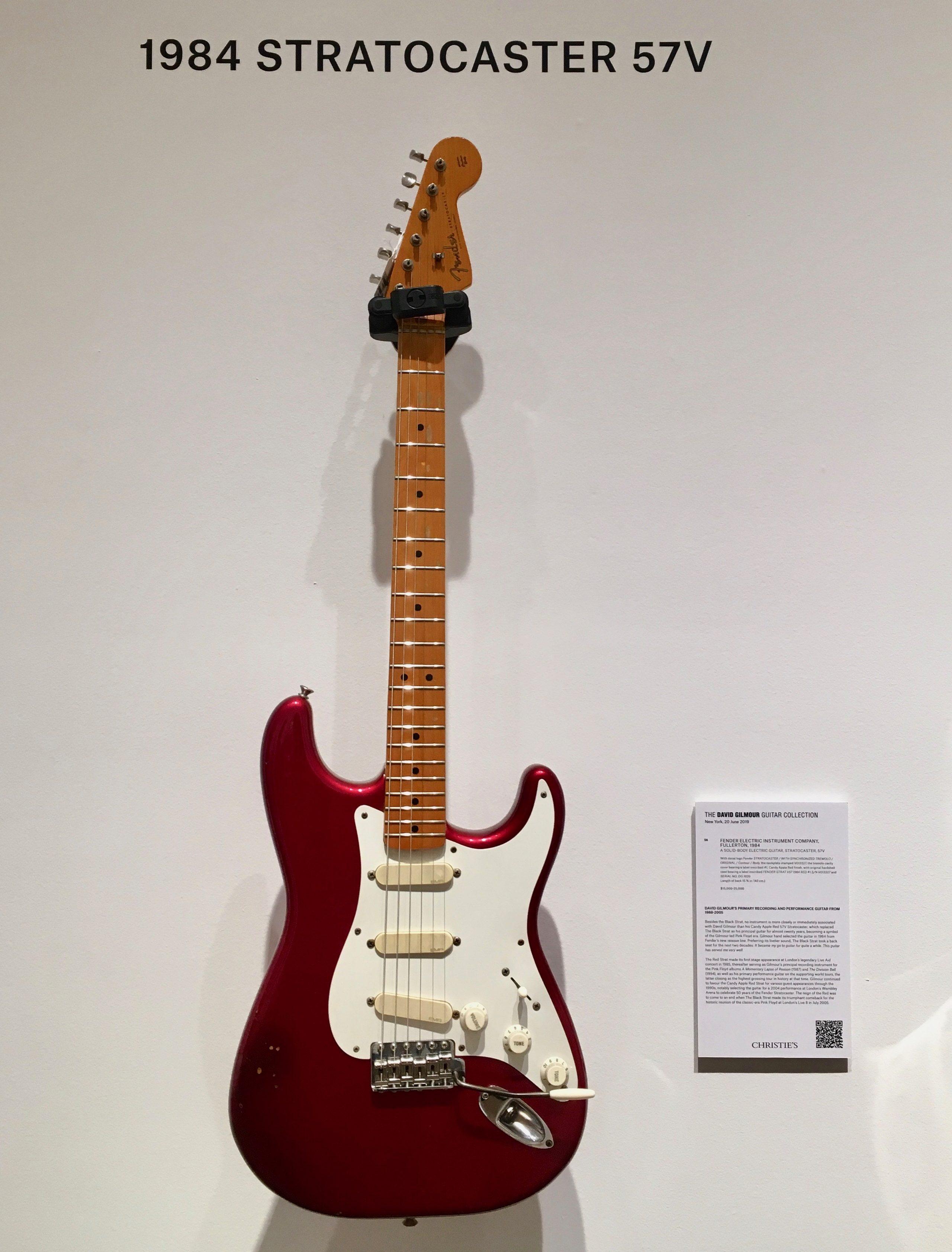 White Fender Stratocaster | The Worley Gig