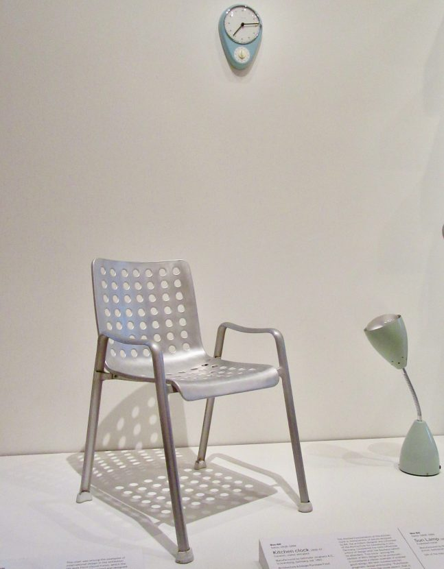 Landi Chair Installation View