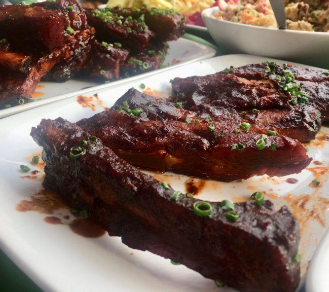 St Louis Style Pork Ribs