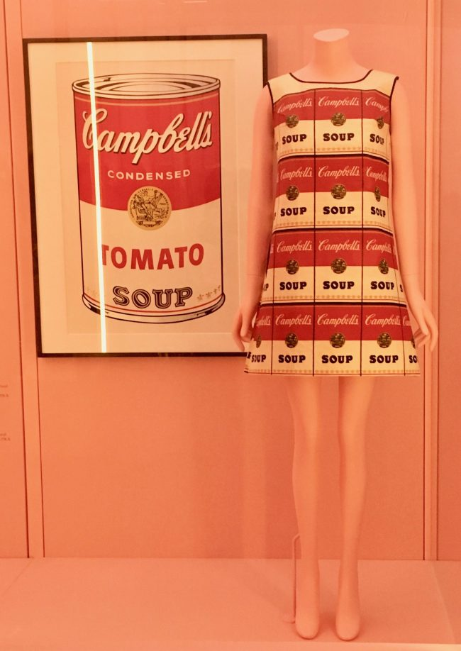 The Souper Paper Dress