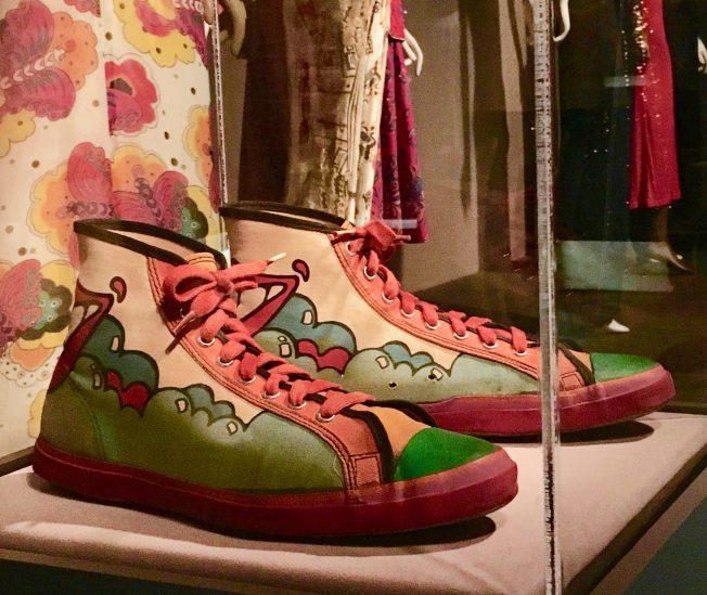 Peter Max Sneakers