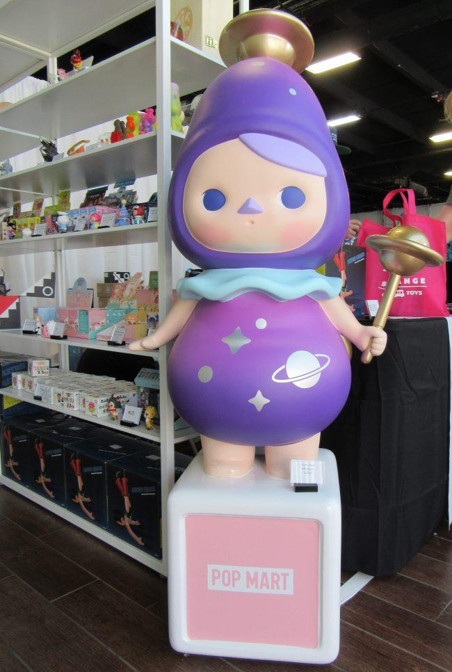 Pop Mart Mascot