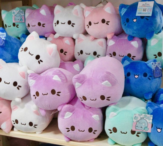 Meowchi Cats