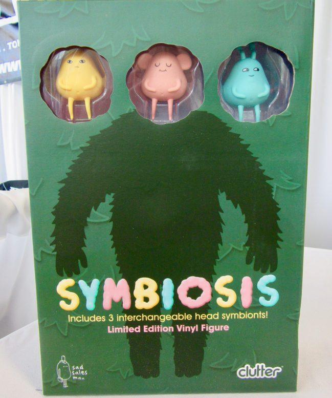 Symbiosis Vinyl Figure