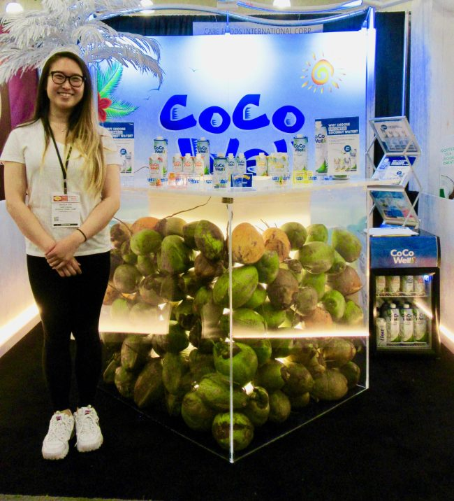 Coco Well Booth
