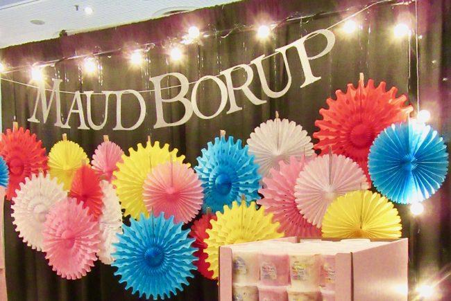 Maud Borup Paper Flowers Detail