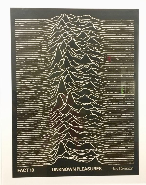 Unknown Pleasures Cover Art