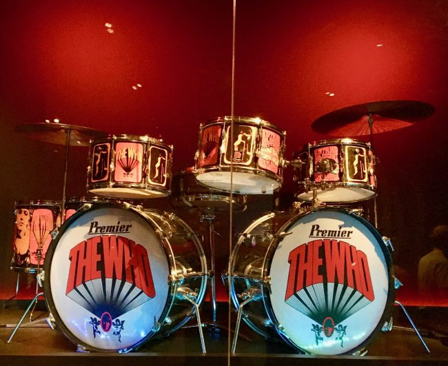 Keith Moon Drumkit