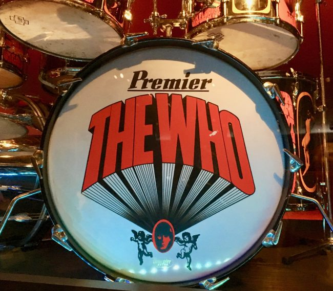Keith Moon Kick Drum