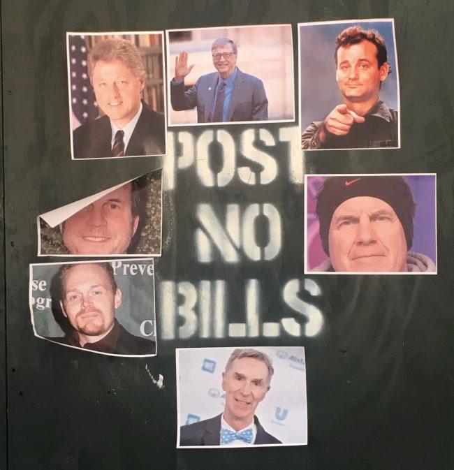 Guys Named Bill