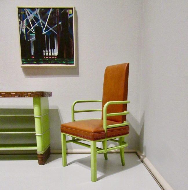 Ken Weber Table and Chair
