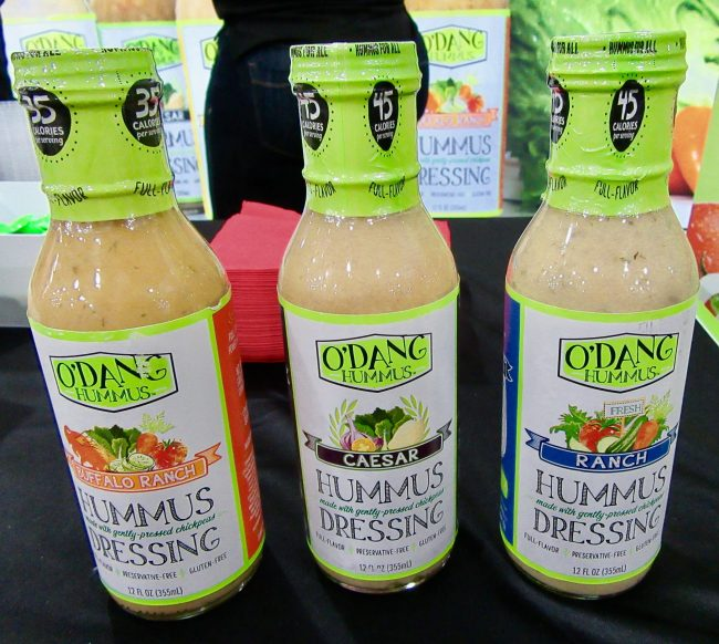 ODang Hummus Dressings