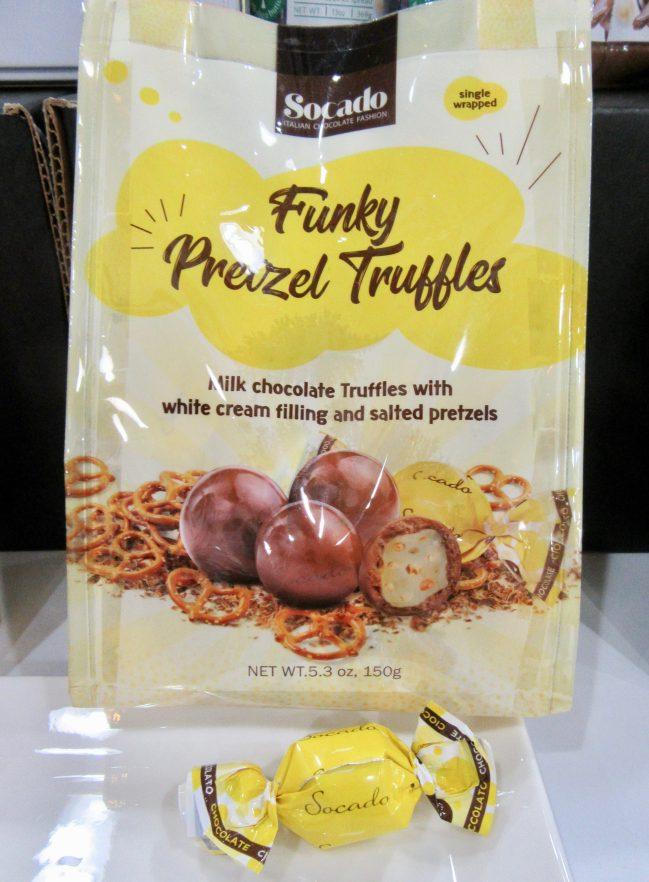 Funky Pretzel Truffles