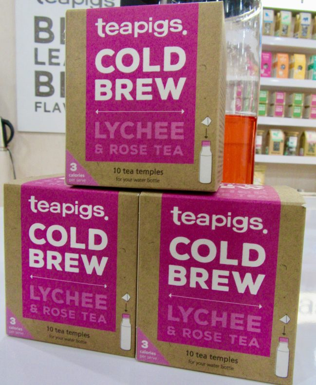 Tea Pigs Cold Brew Box