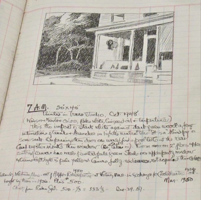 Hopper 7 AM Study