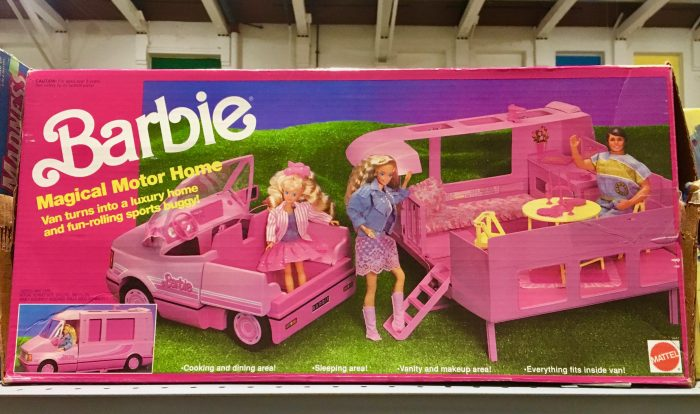 Barbies Magical Motor Home
