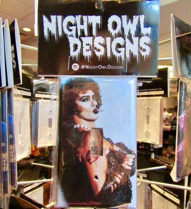 Night Owl Designs Switch Plate