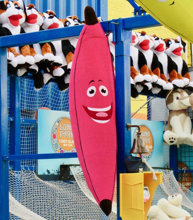 Pink Banana Carnival Prize