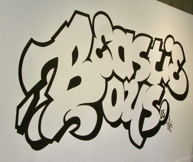 Beastie Boys Logo By Cey Adams