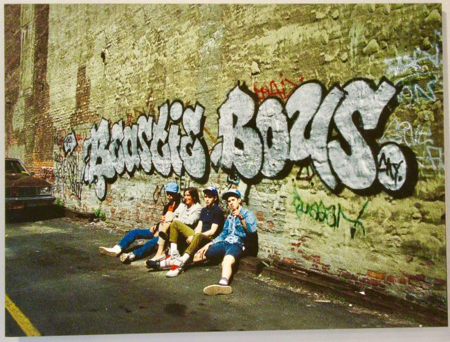 Beastie Boys 1984 By Josh Cheuse
