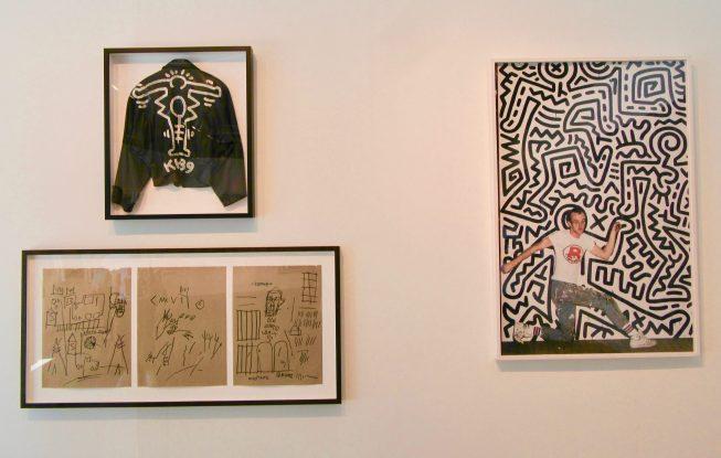Basquiat and Herring
