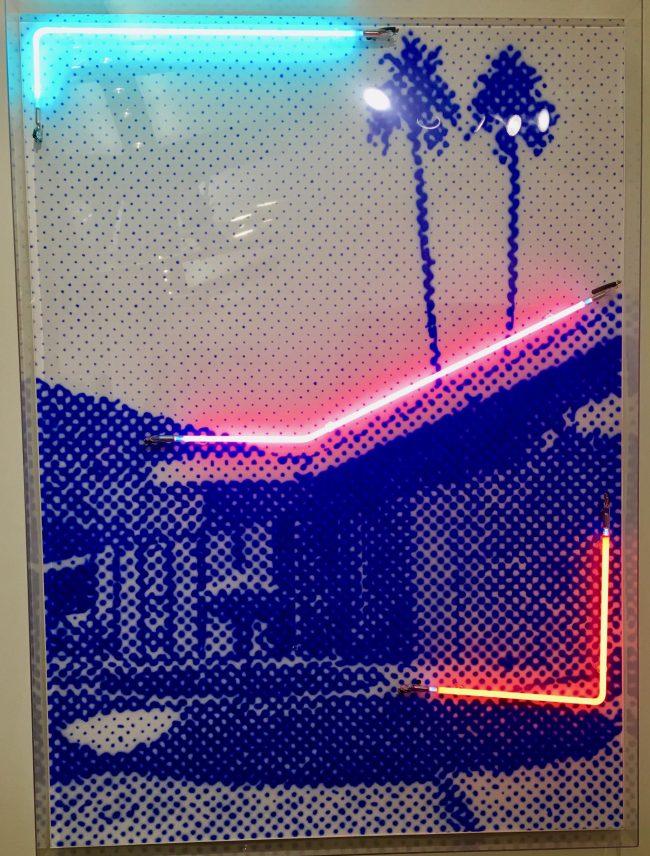 Palm Mirage #1