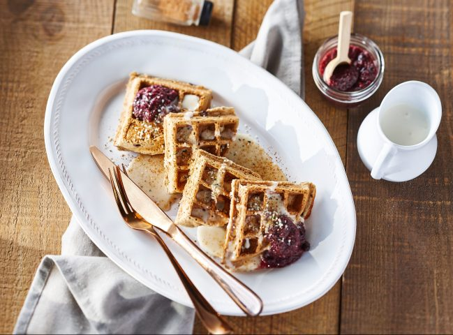 Copper Branch Waffles